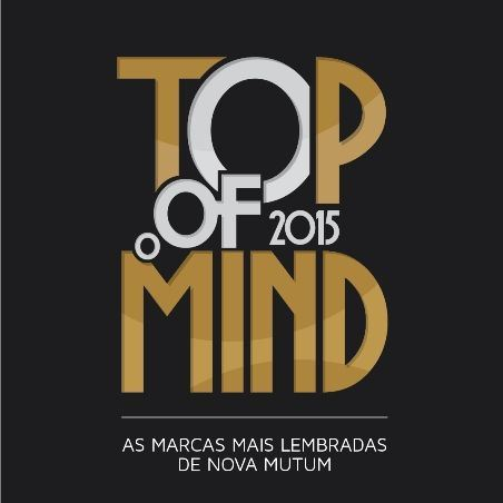 Prêmio Top Of Mind 2015