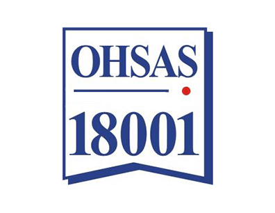 OHSAS 18001 STANDARD - HEALTH AND SAFETY OF WORK
