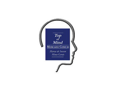 1º LUGAR TOP OF MIND