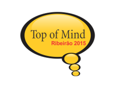 TOP OF MIND RIBEIRÃO 2015